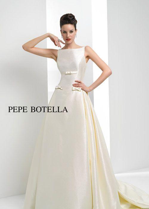 Pepe Botella Designer Brautmode in Köln. | Brautmode | Pinterest ...