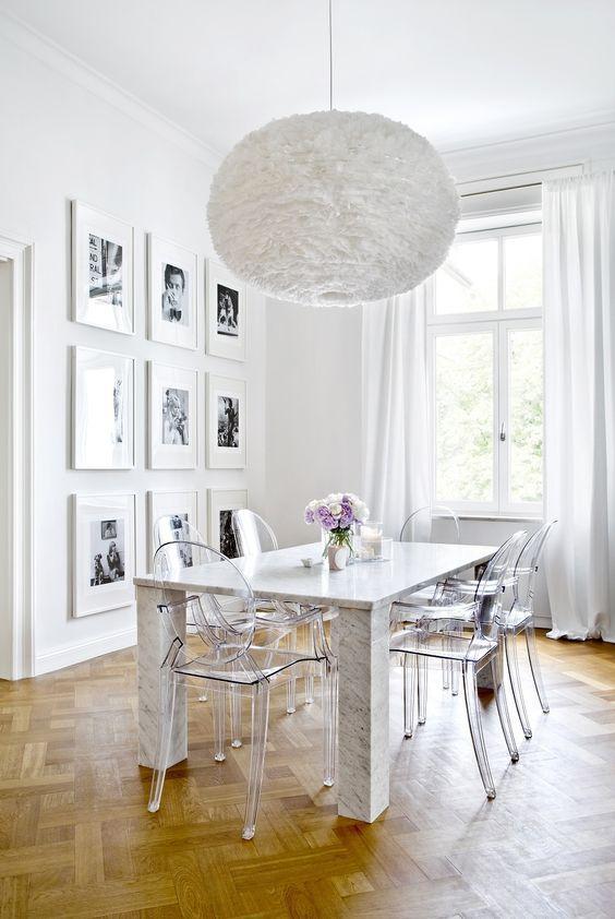 Die perfekte Wanddekoration für ein stilvolles Esszimmer? Ganz klar