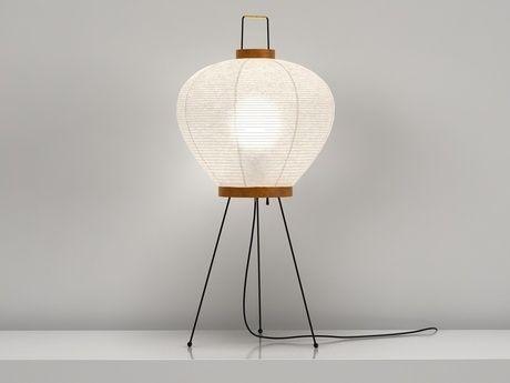Traditional 3a 22 Japanese Noguchi Rice Paper Shade Lantern Light Akari Table Lamp Lantern Lamp Floor Lamp Styles Navy Lamp Shade Lamp