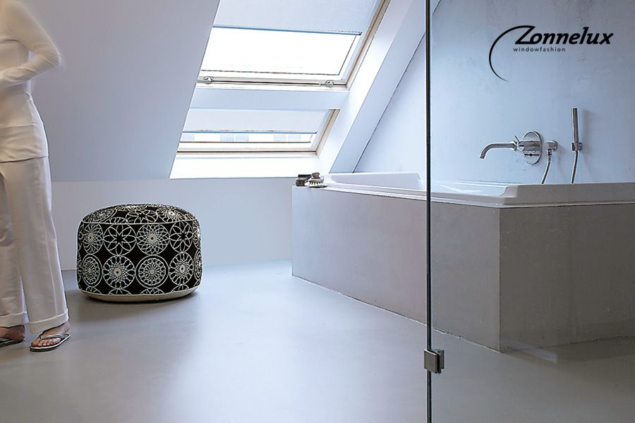 Wat Is Er Mogelijk Raamdecoratie Voor In De Badkamer Wat