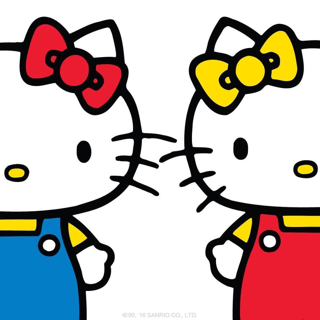 Kitty mimmy h llo kitty i hello kitty hello kitty wallpaper sanrio - Hello kitty et mimi ...