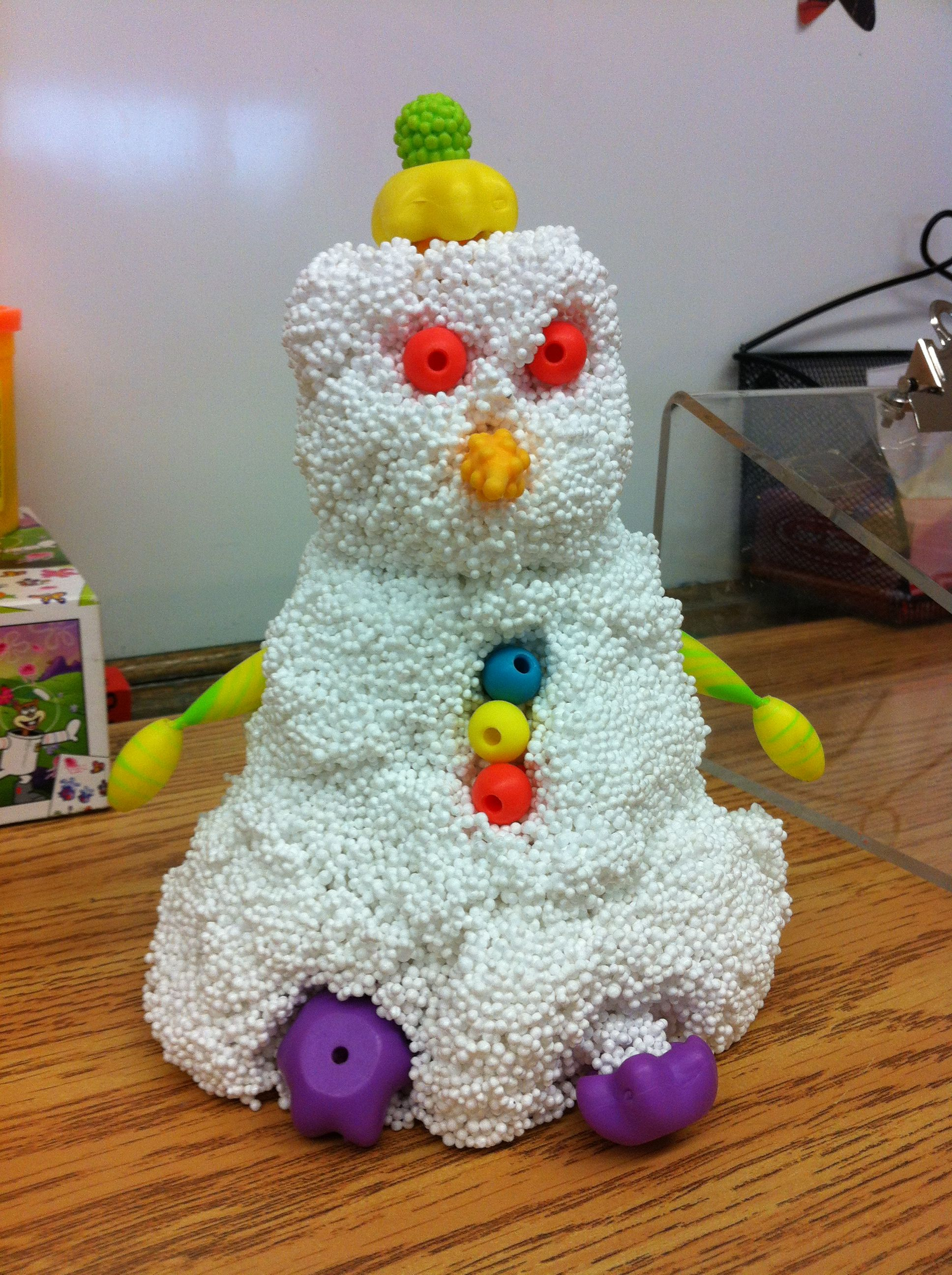 Floam Snowman To Address Understanding Of Top Middle