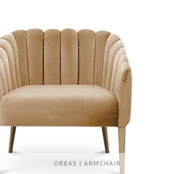 OREAS ARMCHAIR by BRABBU | Sofas, Chairs and Ottomans | Pinterest