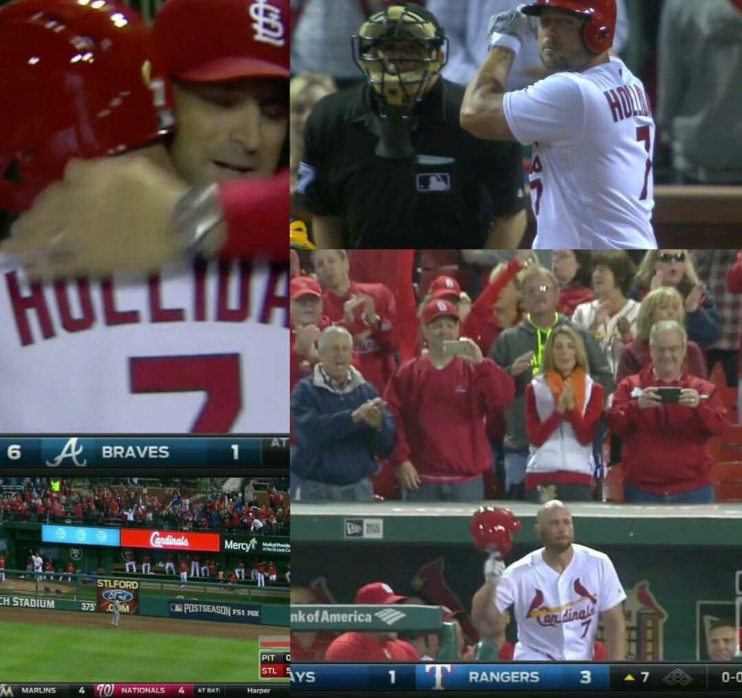Congratulations, Matt Holiday! Go Cardinals Stl