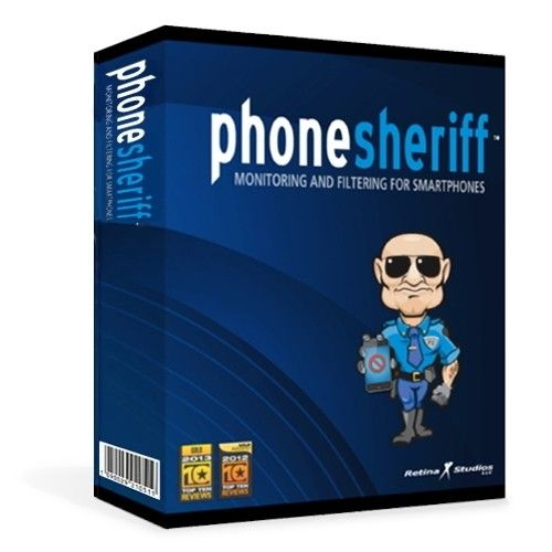 Cell phone filter software