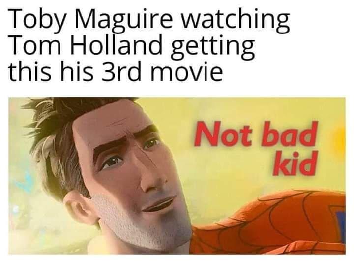 Marvelmemes Spiderman Mcu Tomholland Tobymaguire Spiderverse Disney Disn Marvel Memes Memes Tom Holland