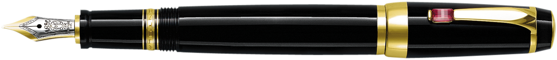 Montblanc presents:Bohème Rouge Fountain Pen