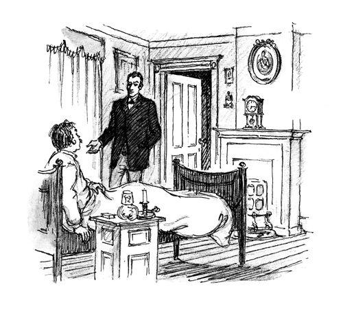 Illustration By Oskar Jorgensen For Easy Readers The Speckled