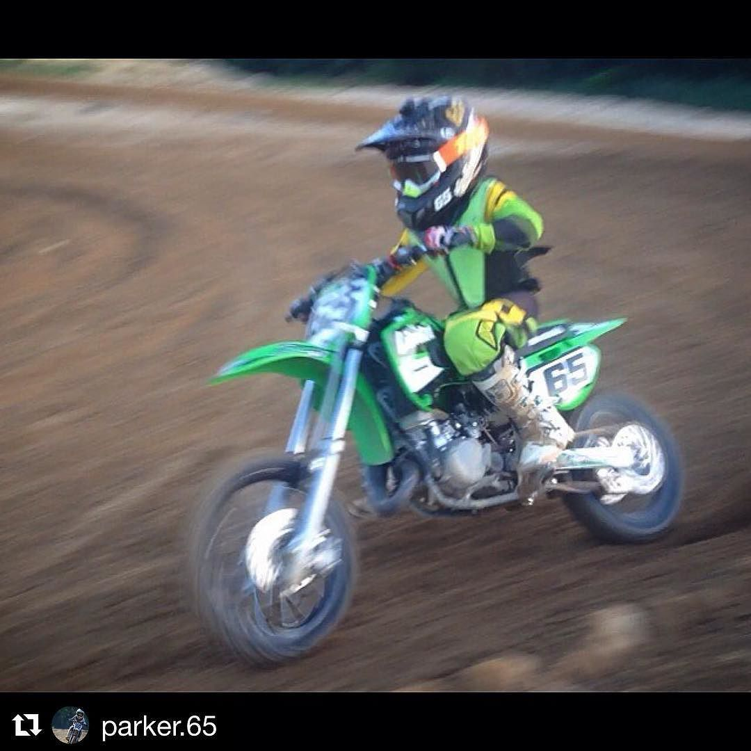 Repost Parker 65 After 2 Months Off Its Time To Go Racing This Weekend Yesss Maryland Motocross Kawasaki Blineracing Iamazener Racing Motocross Zen