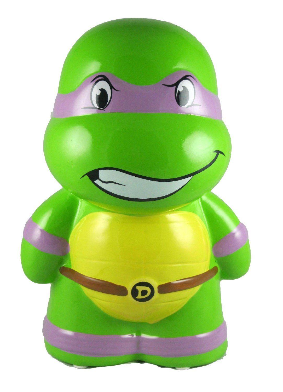 Amazoncom Teenage Mutant Ninja Turtles Donatello Ceramic Piggy