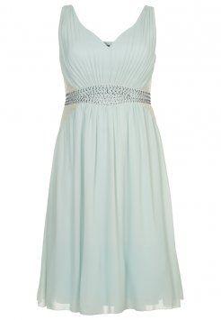 Little Mistress Curvy - Vestito elegante - mint  6100fcc349e