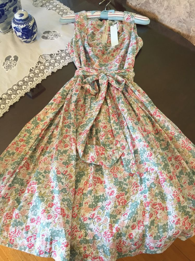 a121f29b6b8f Laura Ashley Vintage Print Sweetheart Neckline | Clothes I like ...