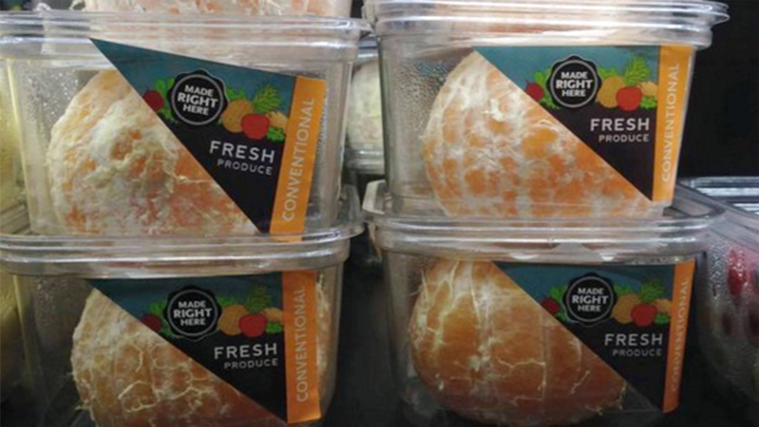 Orange you sorry whole foods store shamed for selling