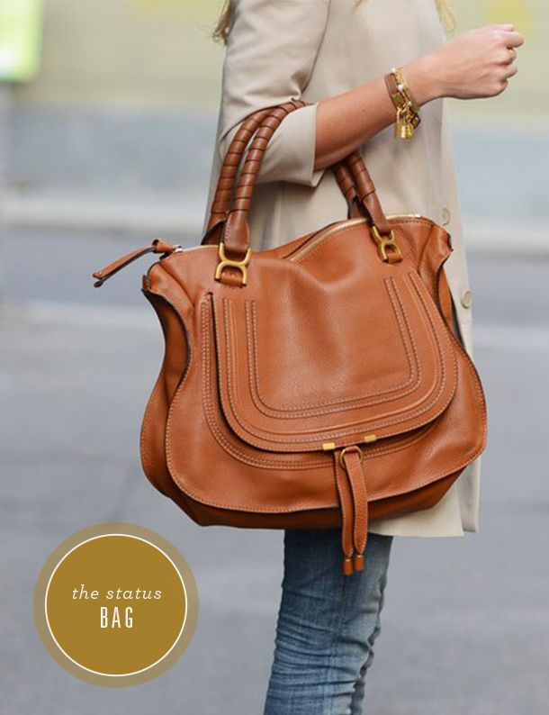 91e1139588e0 Chloé Marcie Large Shoulder Bag