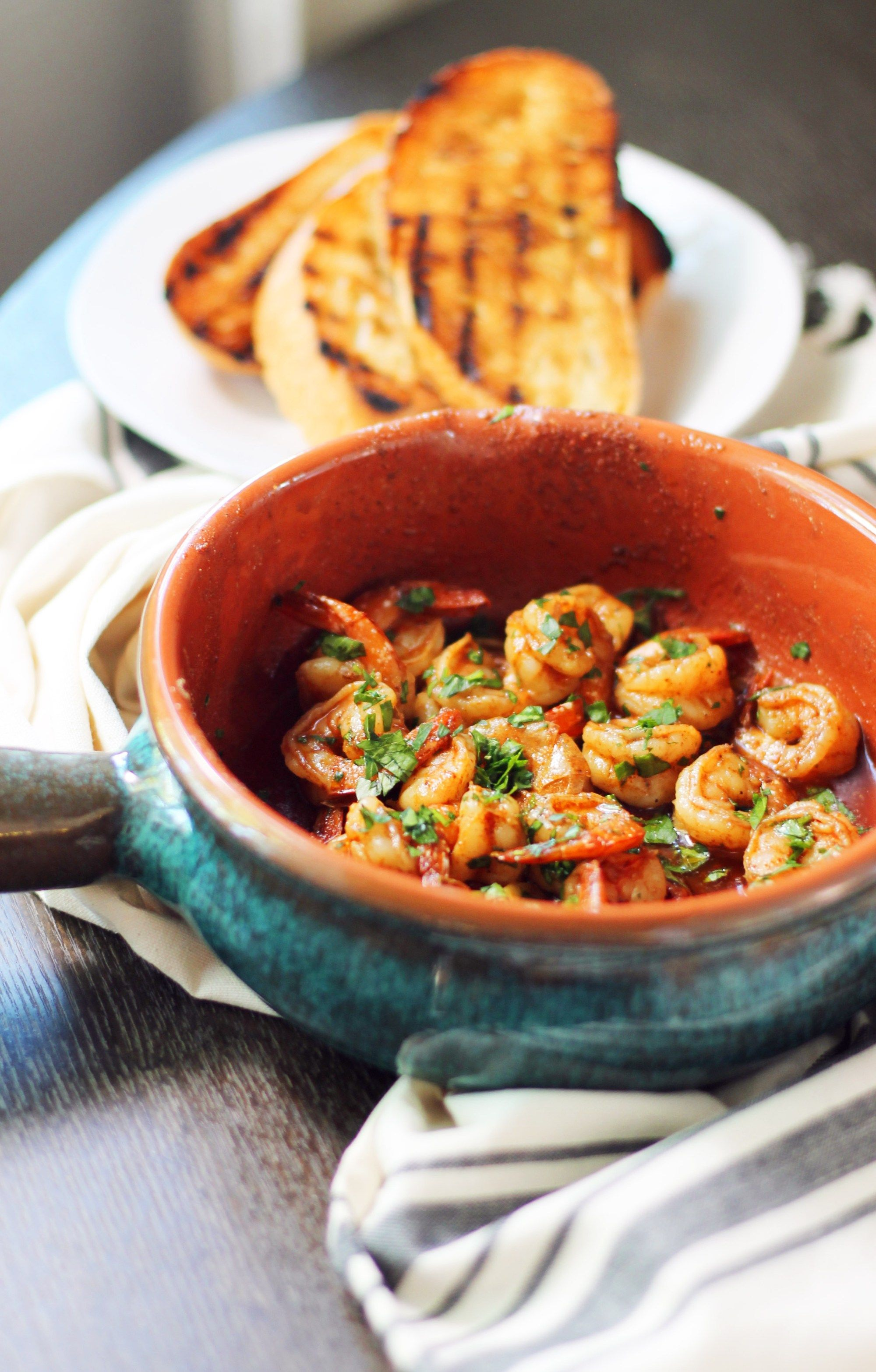 Spanish shrimp recipe tapas recipes tapas and spanish easy spanish shrimp tapas recipe so much spanish flavor packed into one little dish forumfinder Gallery