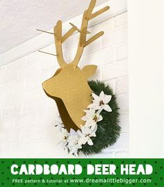 Image result for rudolph the red nosed reindeer wall bust