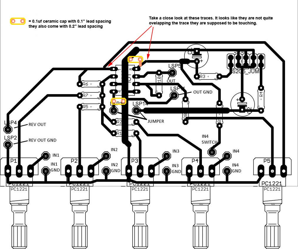 Muff Wiggler View Topic Diy Attenuator Mixer Questions From A 6n2p Tube Pretone Low Volt Cost Circuit Diagram Super Noob