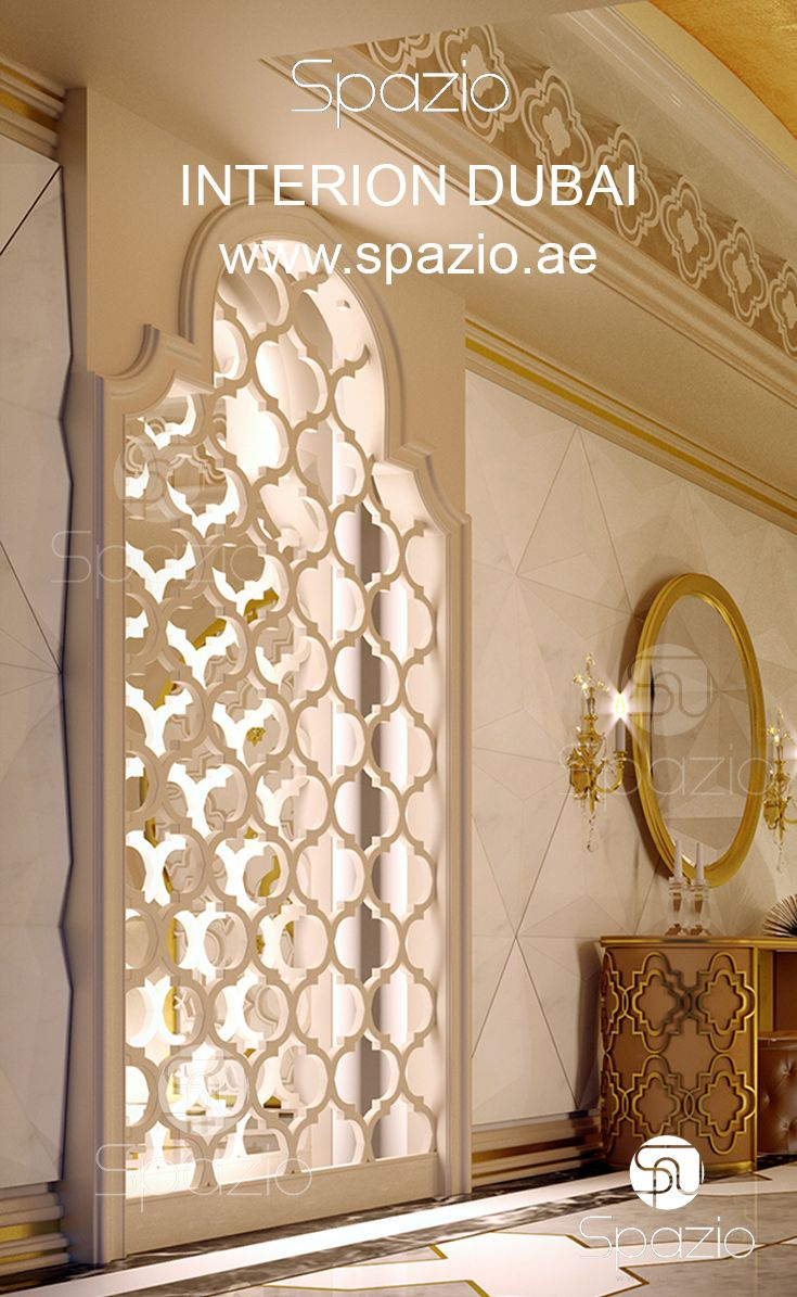 Arabic Pattern Design In Modern Moroccan Style In Home Design