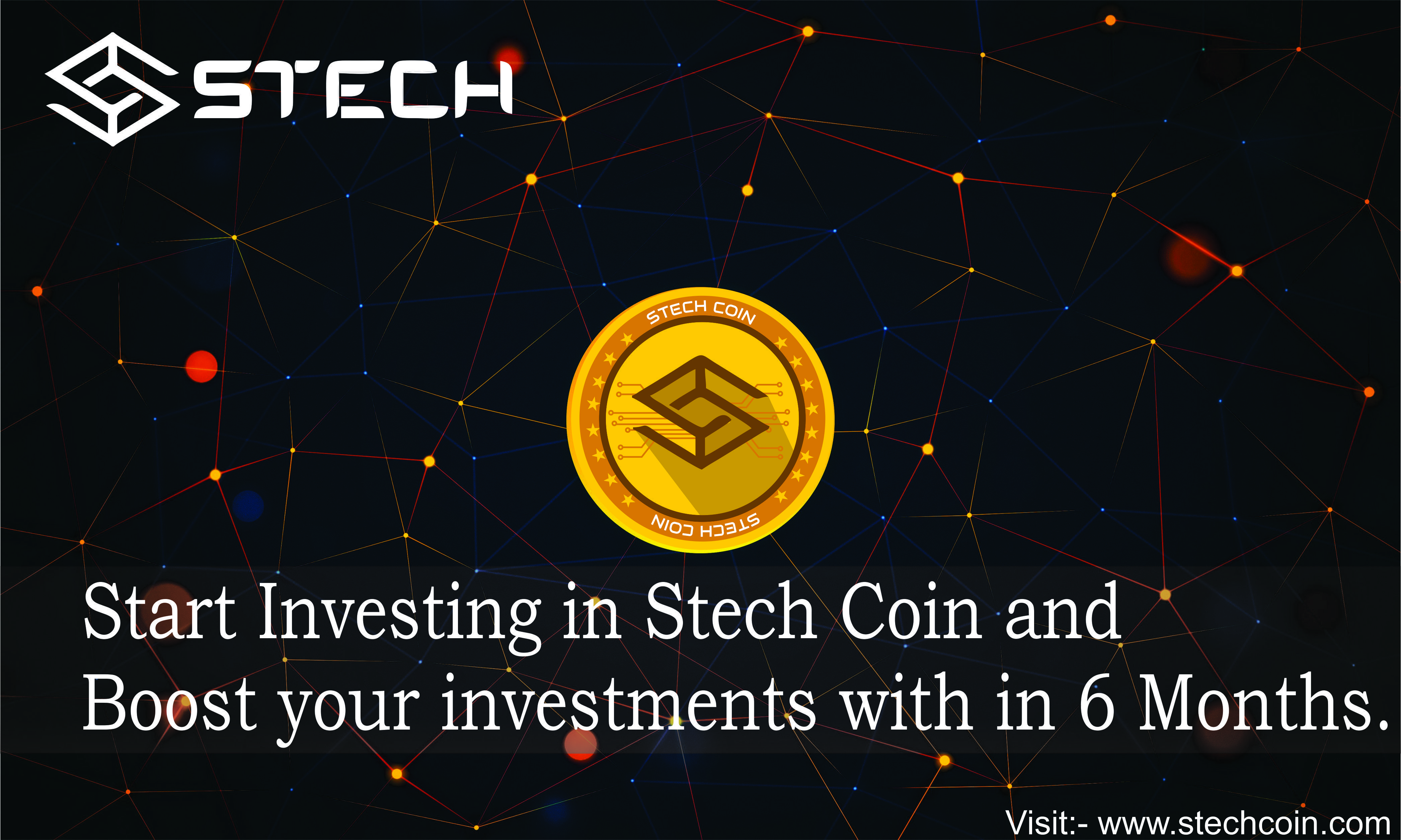 Start investing in Stech coin and Jump your investments