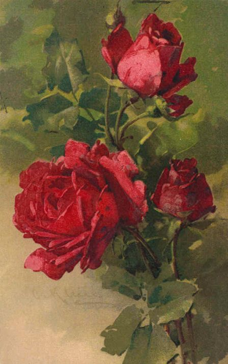Victorian Images including Illustration, Block Prints, Floral, Cards, Chromolithographs, Pretty Ladies, Children, and more.