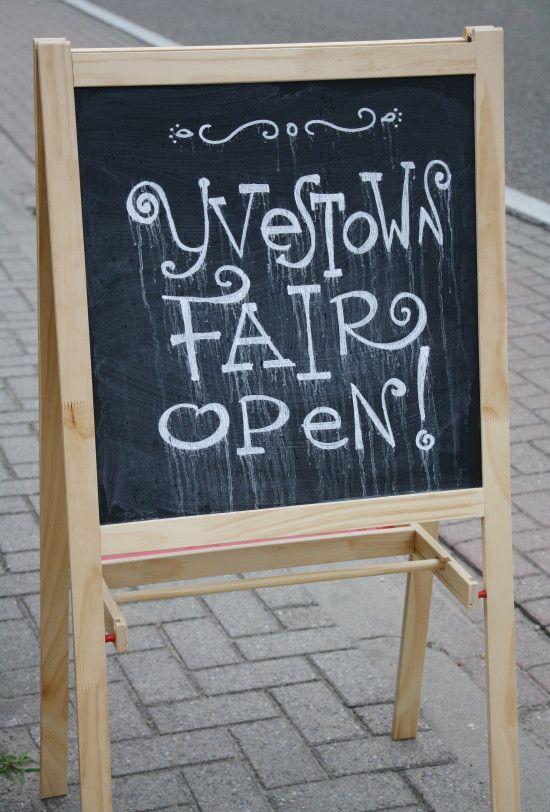 Yvestown Fair