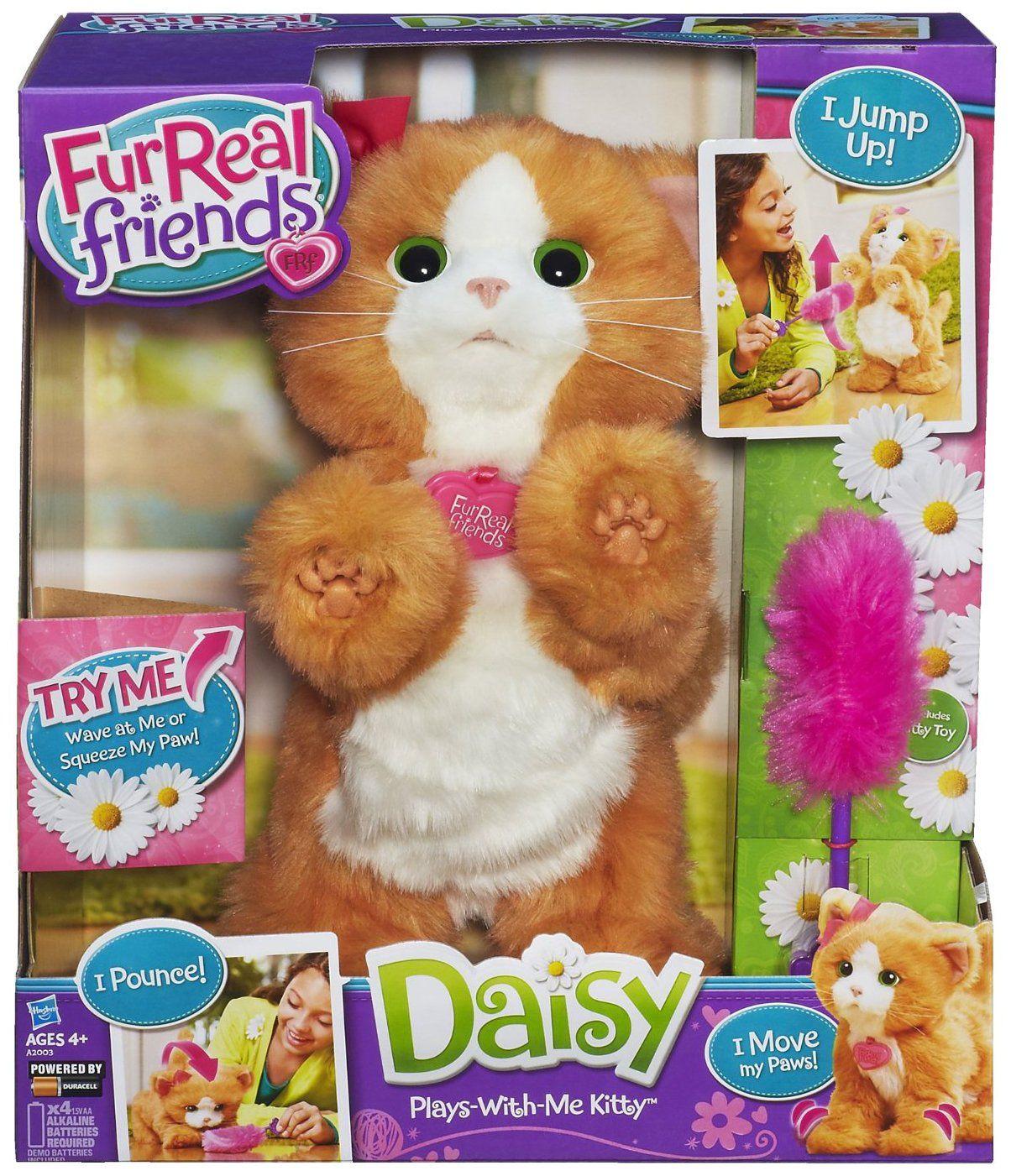 Daisy Fur Real Friends Kat Gespot Op Bambini Com Fur Real Friends Cat Toys Toys