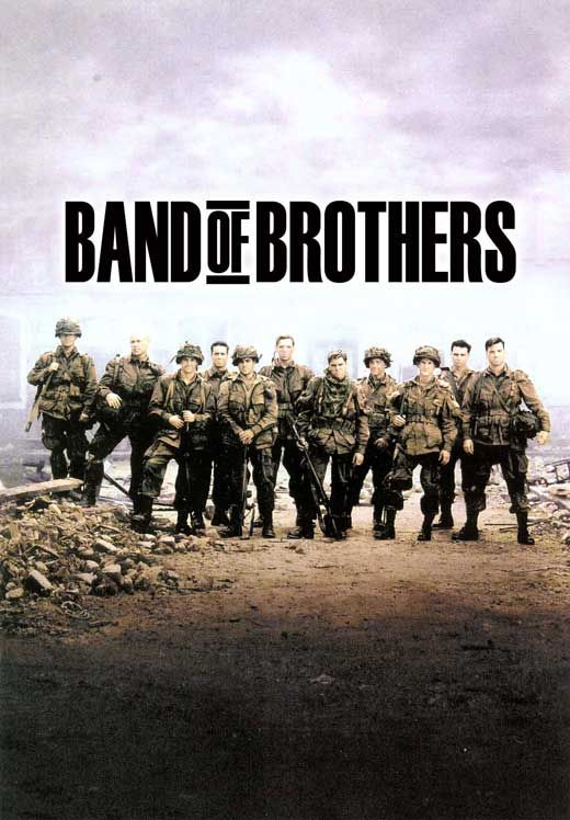 Band Of Brothers Band Of Brothers Band Of Brothers Episodes Brothers Movie