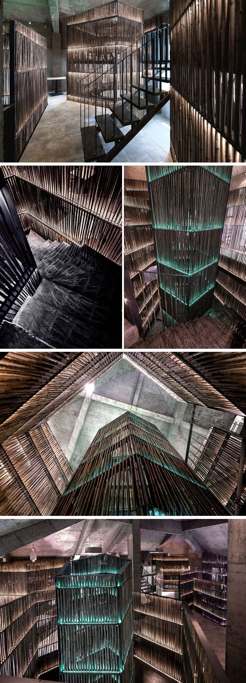 Best This New Restaurant In China Creatively Uses Bamboo 400 x 300