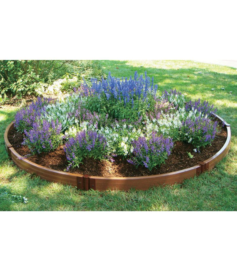 Circular Raised Bed Kit With Images Raised Garden Garden Beds