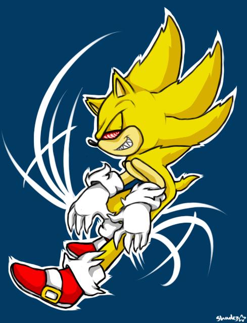Fleetway Art Sonic The Hedgehog Sonic