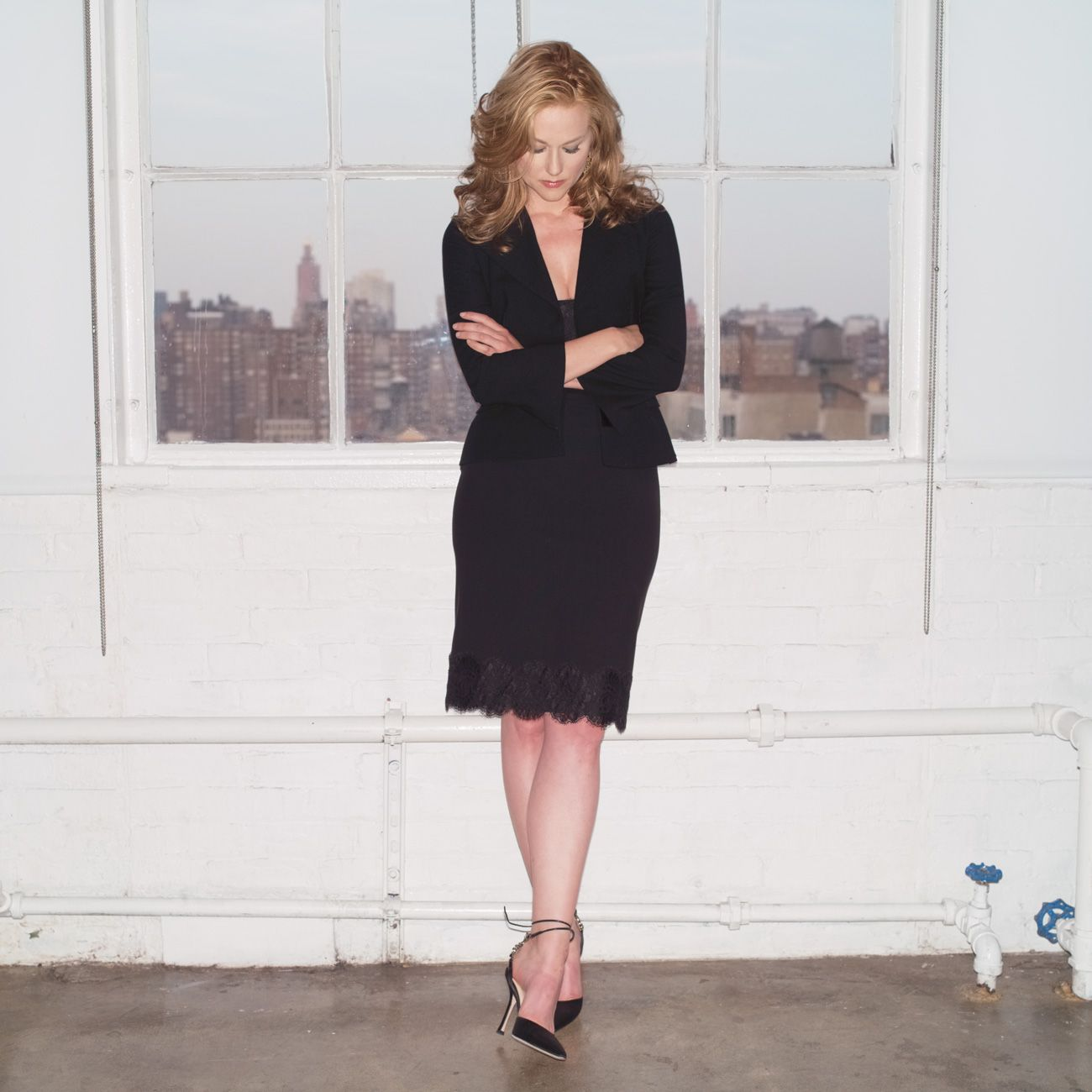 Laura Linney is my hot older woman crush