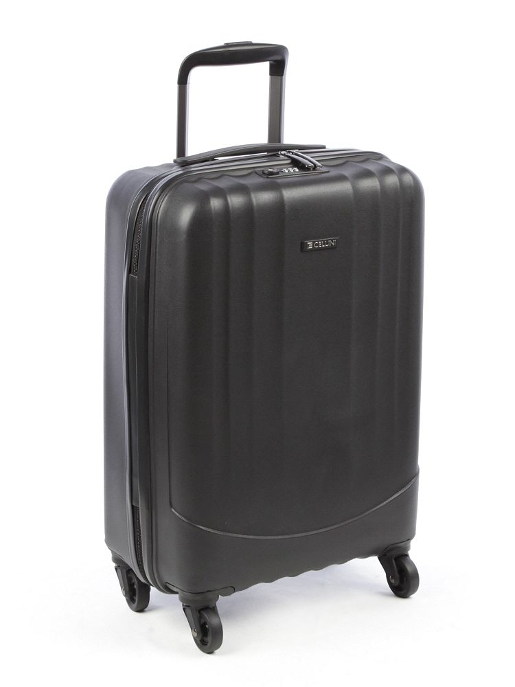 4 Wheel Carry On Trolley - Carry on Luggage - Luggage
