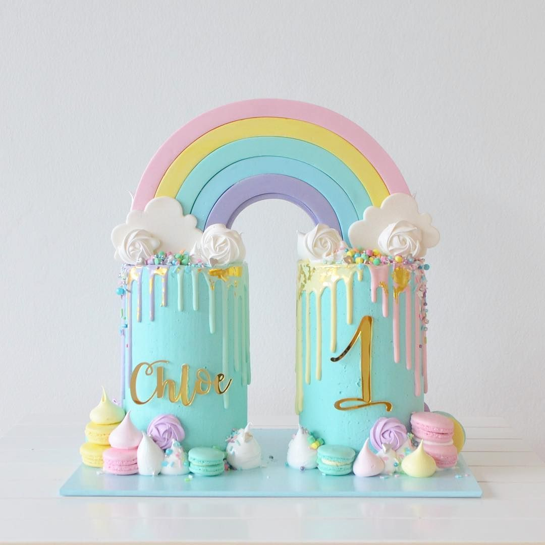 Deliciousbysara On Instagram Pastel Rainbows Happy