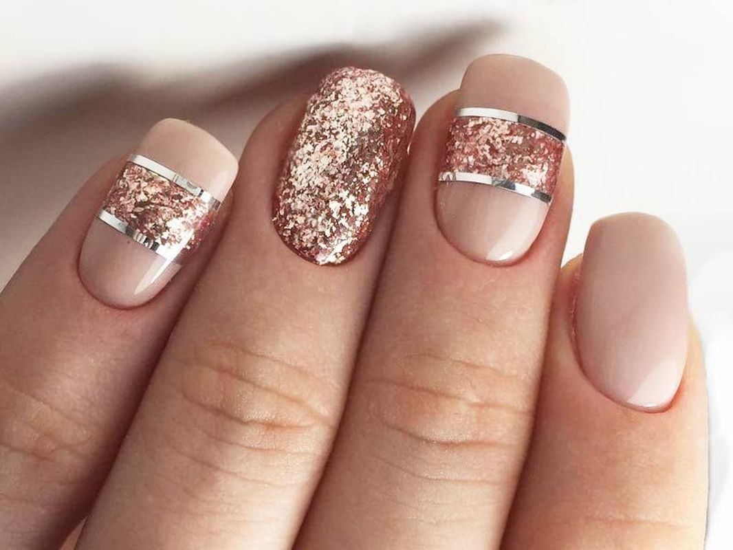 40 Classy Nail Art Design Ideas That Trending This Season - Suitable Fashion Ideas for You