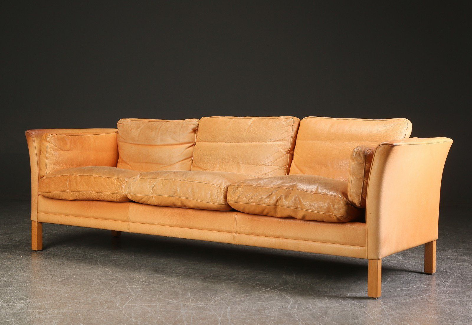 Your Place To Buy And Sell All Things Handmade Danish Vintage Furniture Vintage Leather Sofa Leather Sofa