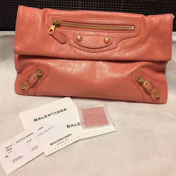 18727dacd8 Balenciaga giant envelope crossbody bag Balenciaga