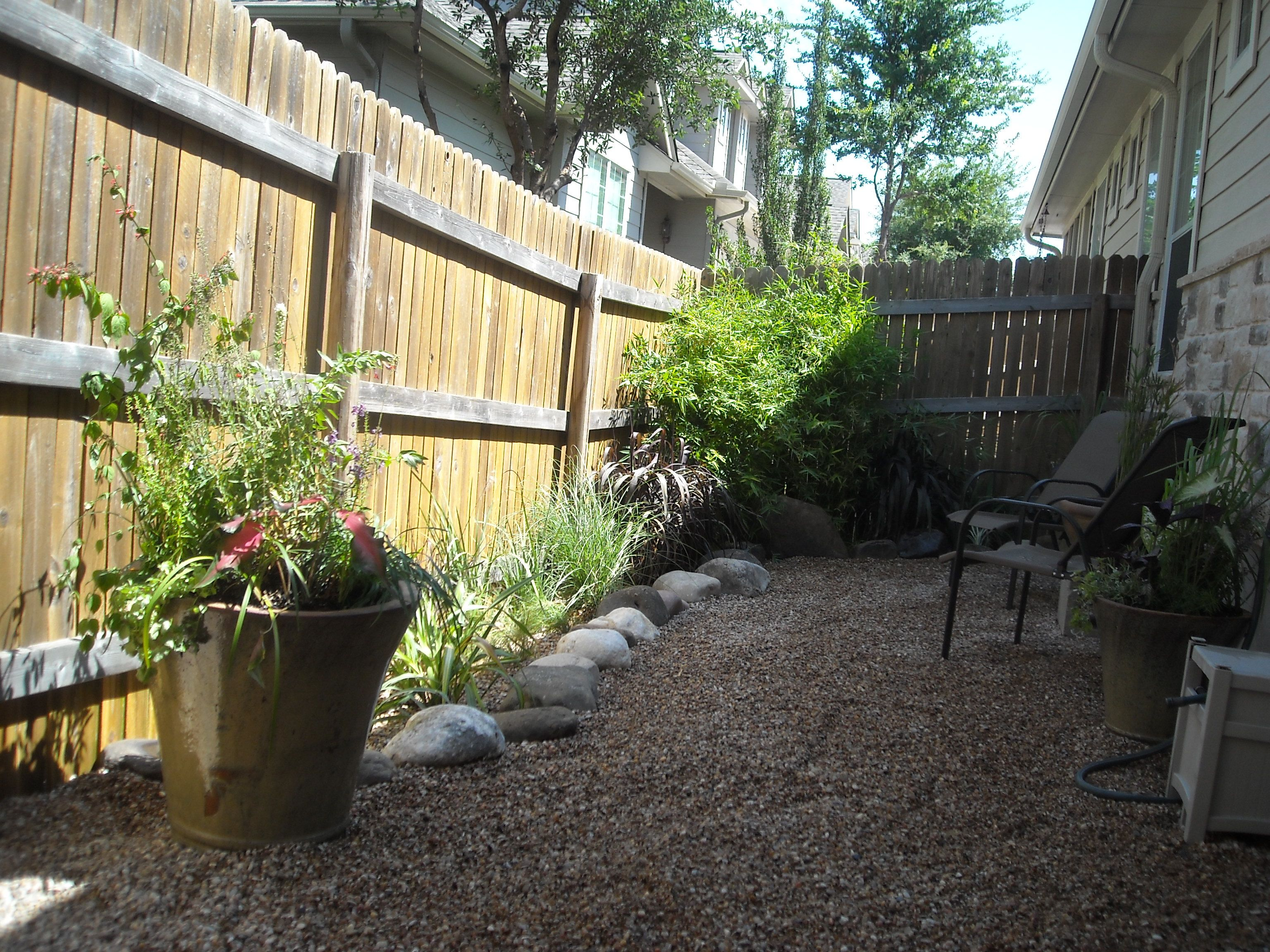 small spaces texas zen garden this is a great little