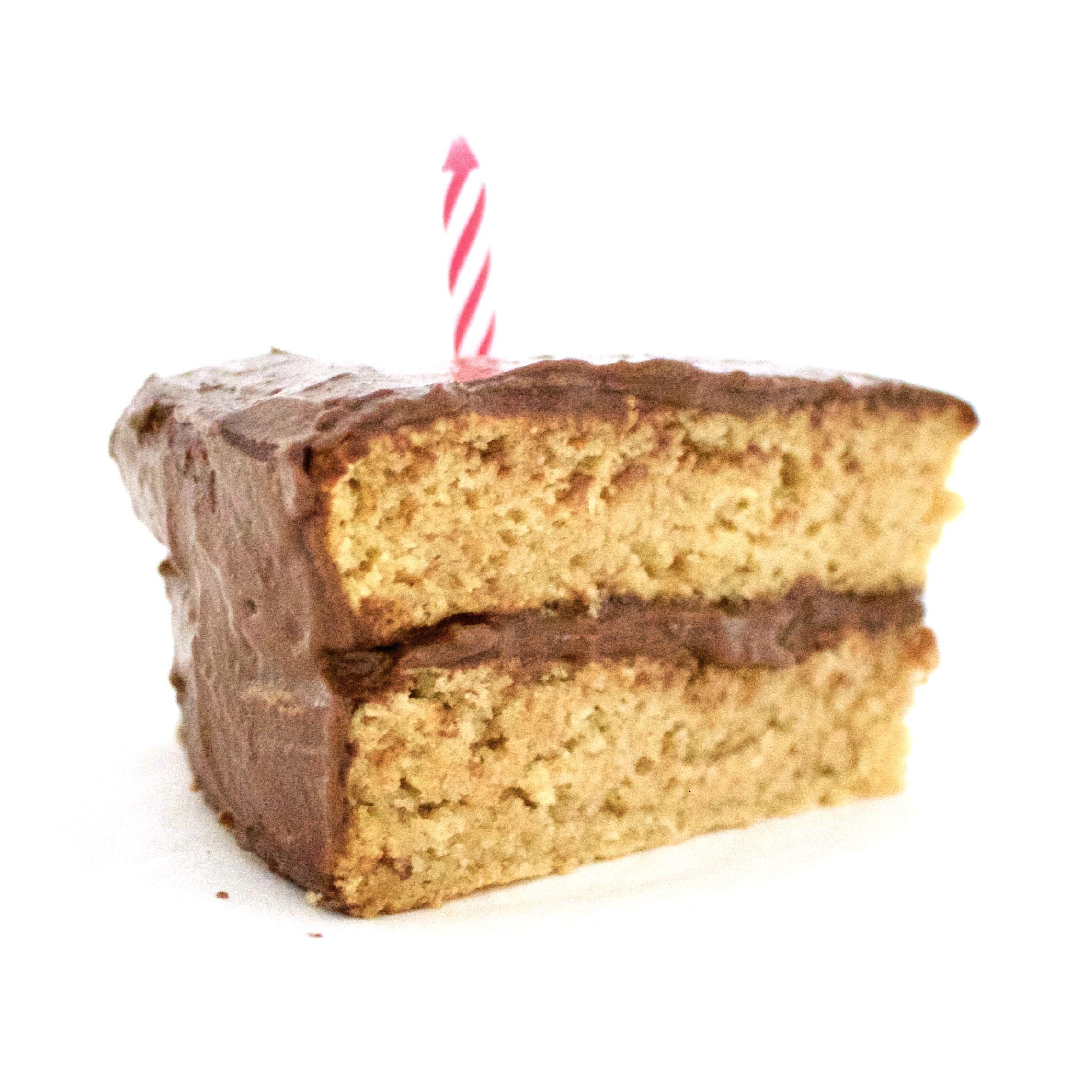 Healthy Vanilla Birthday Cake Butter Extract Zucchini Or Yellow Squash
