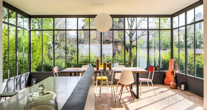 extension style atelier de peintre recherche google. Black Bedroom Furniture Sets. Home Design Ideas