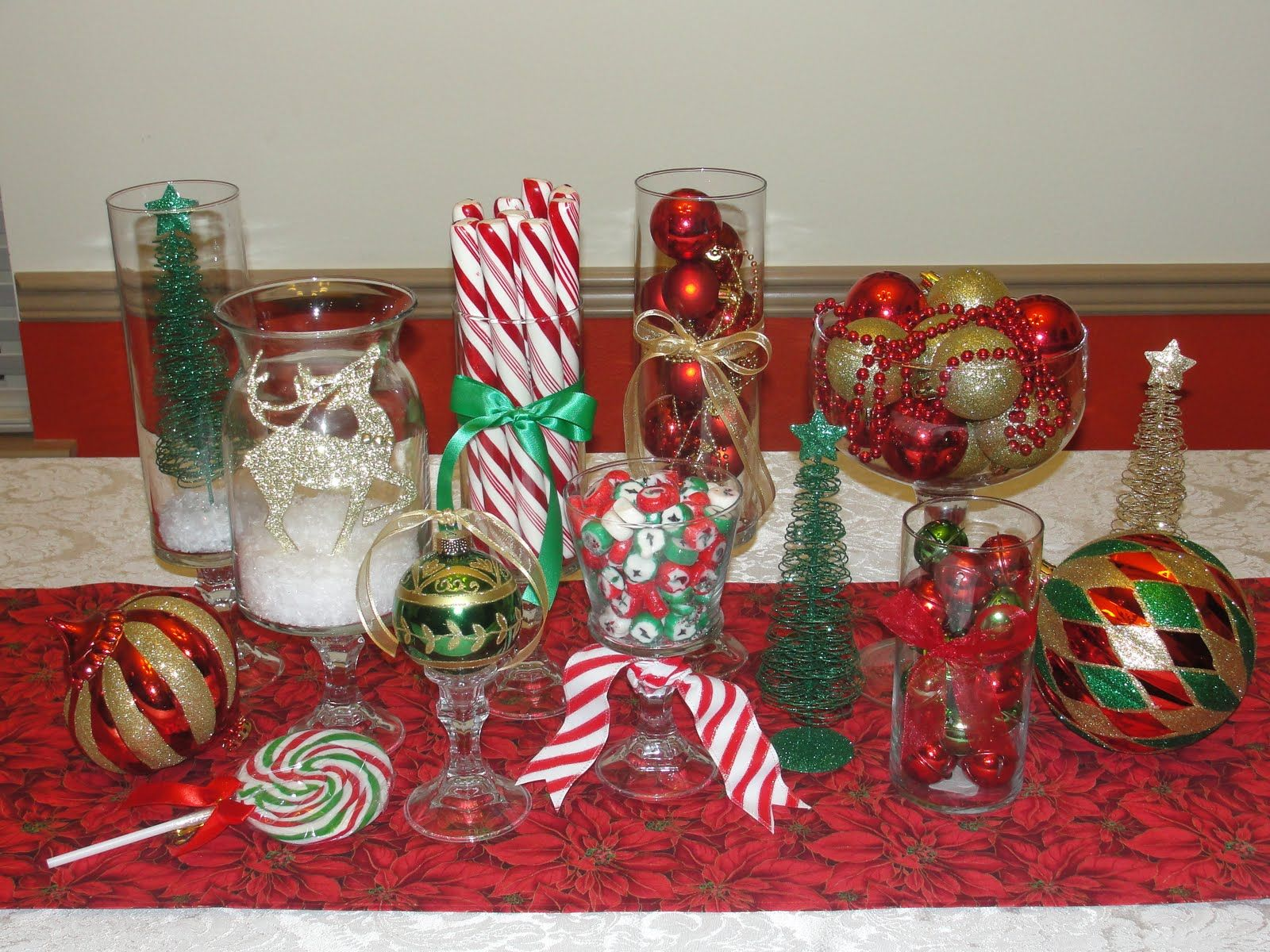 All from dollar tree! christmas all year! pinterest holidays