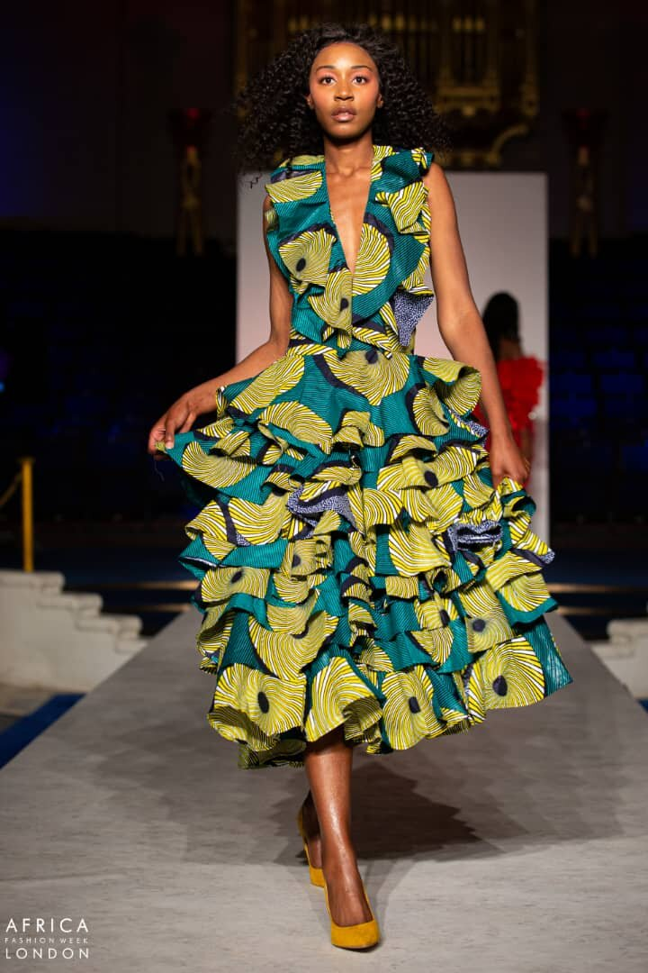 2019 Designers Africa Fashion Week London In 2020 Fashion Fashion Week Africa Fashion