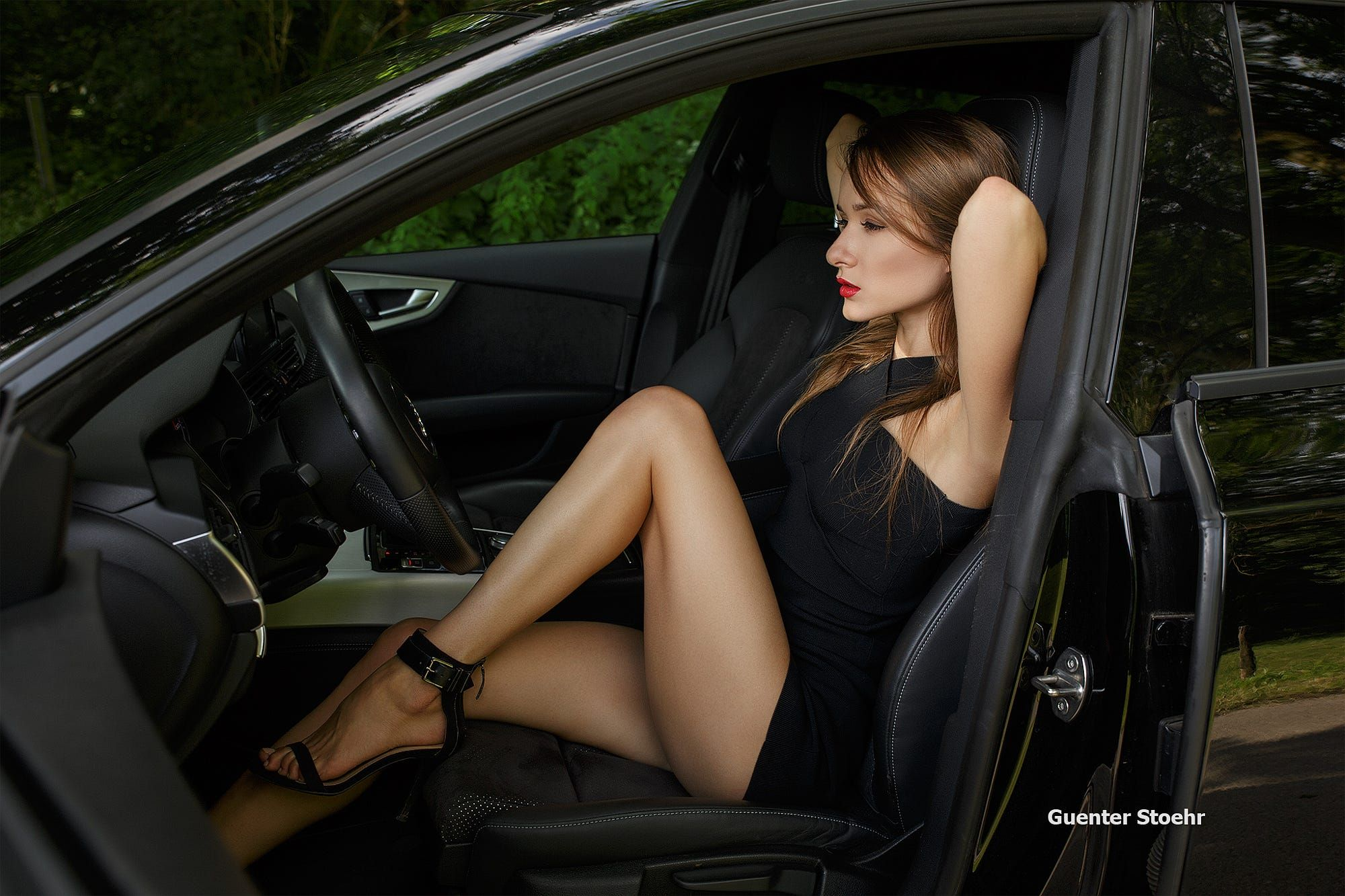 Vita by Guenter Stoehr on 500px | Women & Girls (посиделки ...