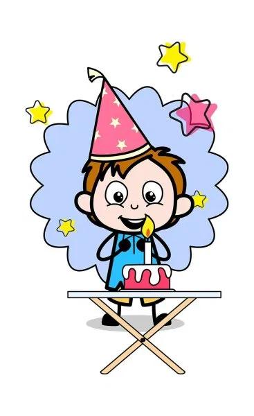 Celebrate Birthday Party School Boy Cartoon Character Vector Free Download Boy Cartoon Characters Cartoon Clip Art Free Cartoon Clipart