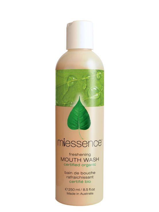 Freshening Mouthwash - My Organic Beauty Bar Miessence Products