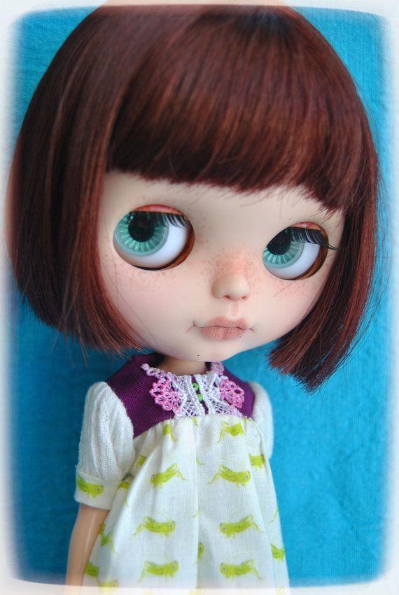 MiriamMeri Blythe Takara Custom by BlytheinWonderland on Etsy, $550.00