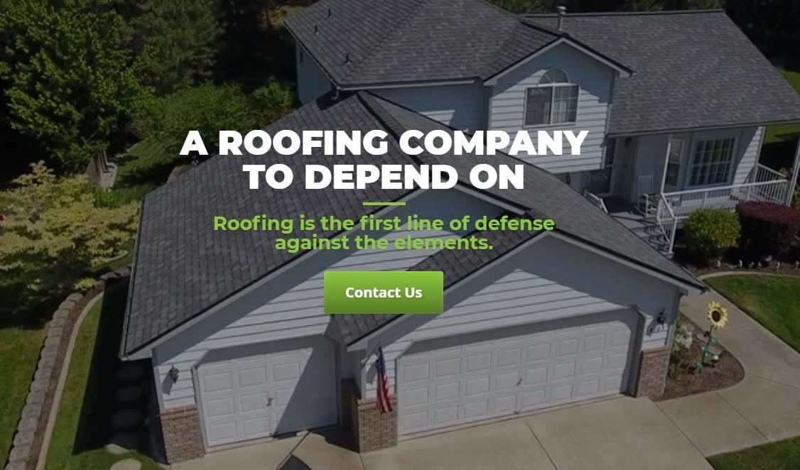 1 Of Spokane Roofing Companies Roof Repair In Wa In 2020 Roof Repair Roof Problems Roofing