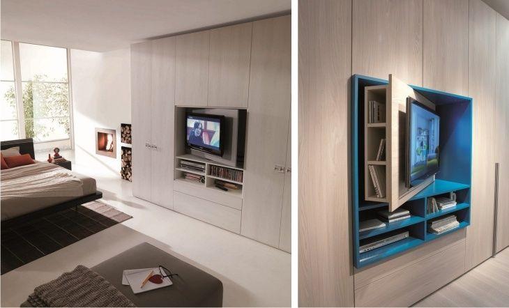 televisore nell\'armadio - Cerca con Google | idee casa | Pinterest ...