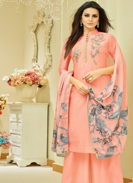 298f630c0a Palazzo Style, Embroidered Silk, Embroidered Clothes, Online Shopping  Clothes, Indian Clothes Online