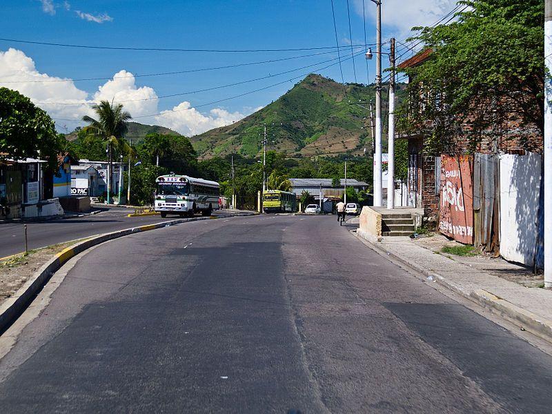 Apopa, El Salvador