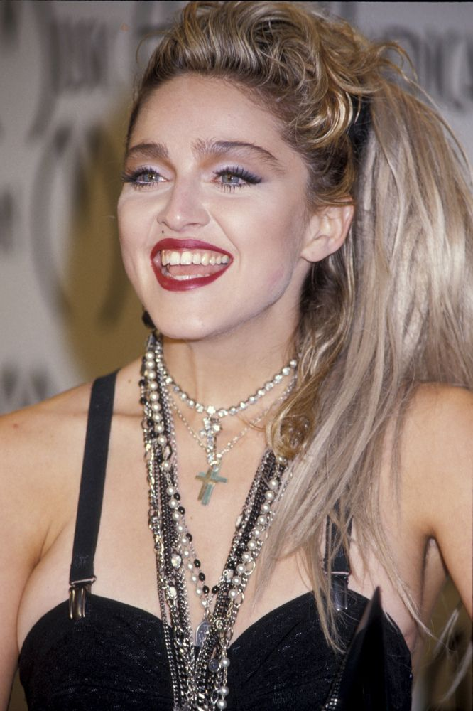 Madonna Beauty Evolution  3fcb9cef93